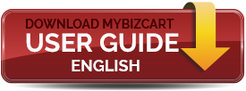 MyBizCart User Guide English